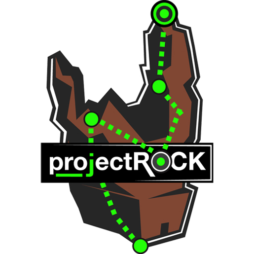 projectROCK - Alternate Logo