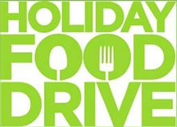 projectROCK Holiday Food Drive 2018