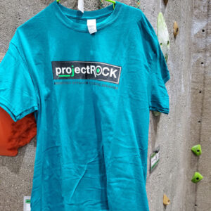 projectROCK Full Color Back T-shirt